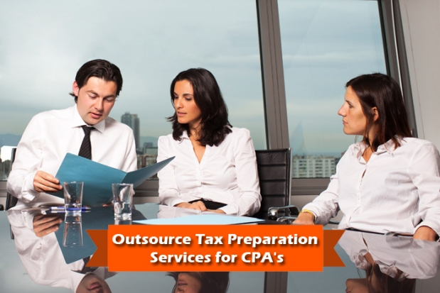 Tax Preparation Services for CPA's